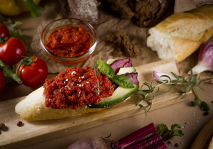 Beetroot spread – new product from Veres
